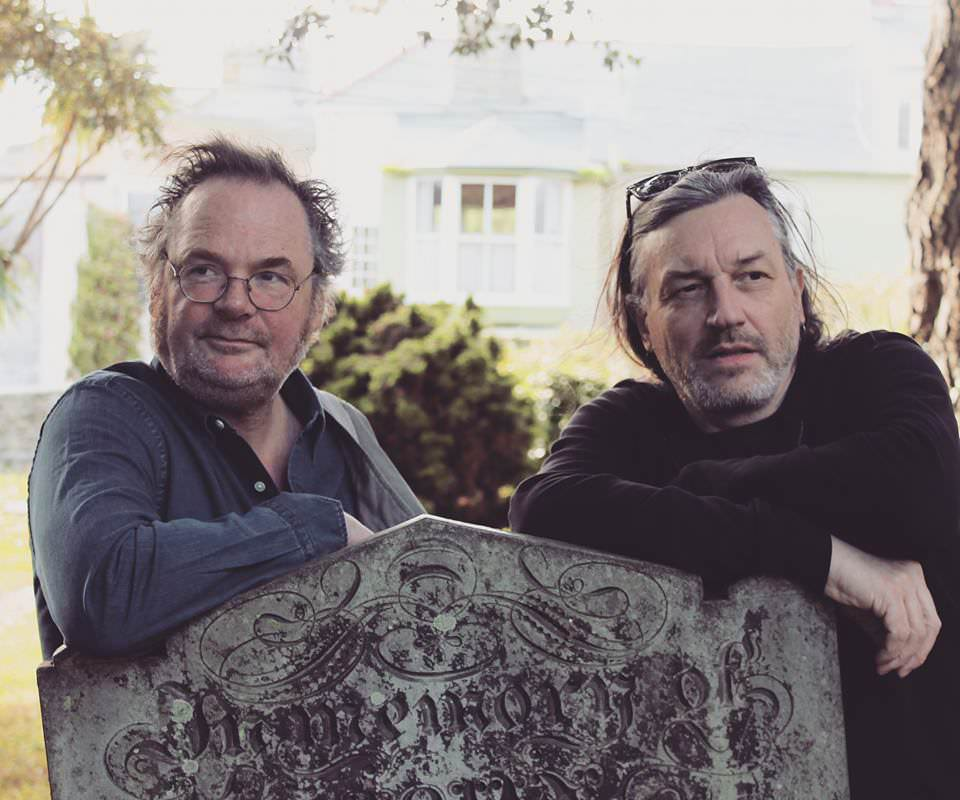 Marty Willson-Piper (The Church) and Niko Röhlcke - MOAT