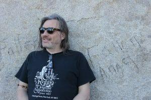 "Marty Willson-Piper at Gram Parsons ""Memorial"""