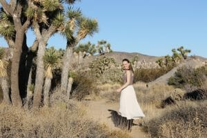 Olivia Willson-Piper, Joshua Tree National Park