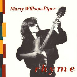 Rhyme (1989) by Marty Willson-Piper
