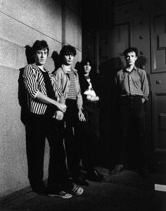 L-R: Nick Ward, Peter Koppes, Marty Willson-Piper, Steve Kilbey