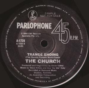 trance ending label Aus
