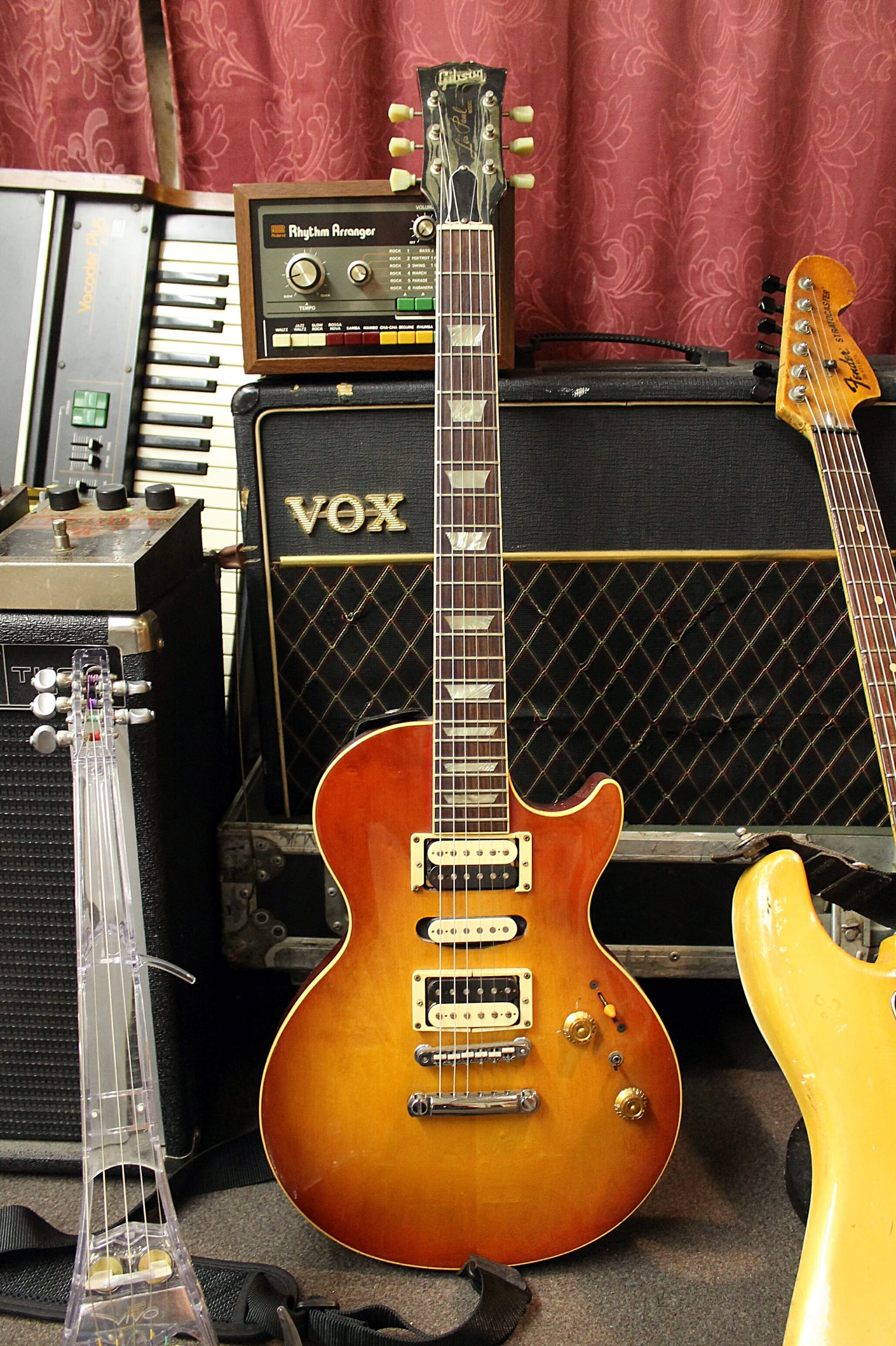 Gibson Les Paul I 5674 (Sunburst)