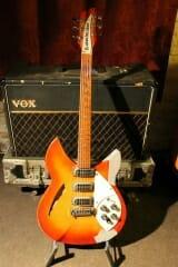 Rickenbacker 340 6-String GC 1102 (Fireglo)