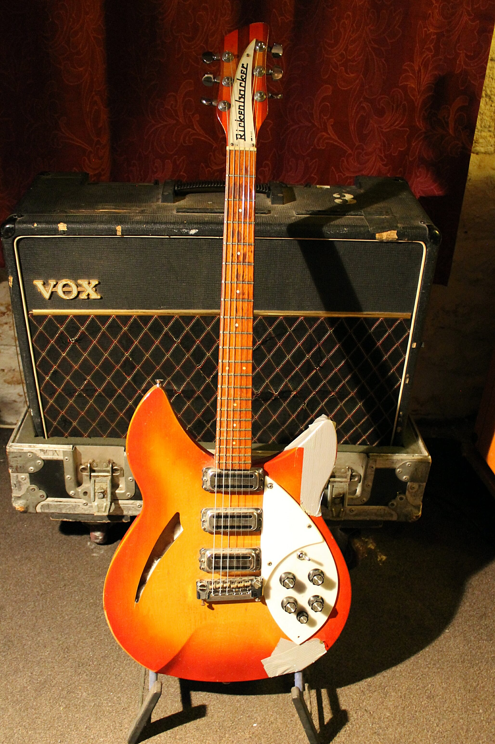 Rickenbacker 340 6-String GC 1102 (Fireglo)