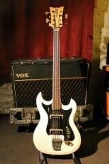 Hagström 8-String Bass 8 730068 (White)