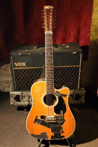 Takamine 12-String Acoustic EF400SC