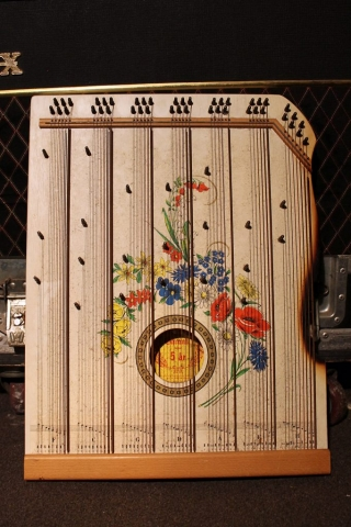 Swedish Autoharp/Zither