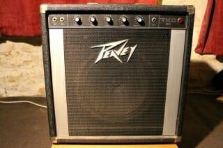 Peavey TK080 Bass Amp 9A-414 355