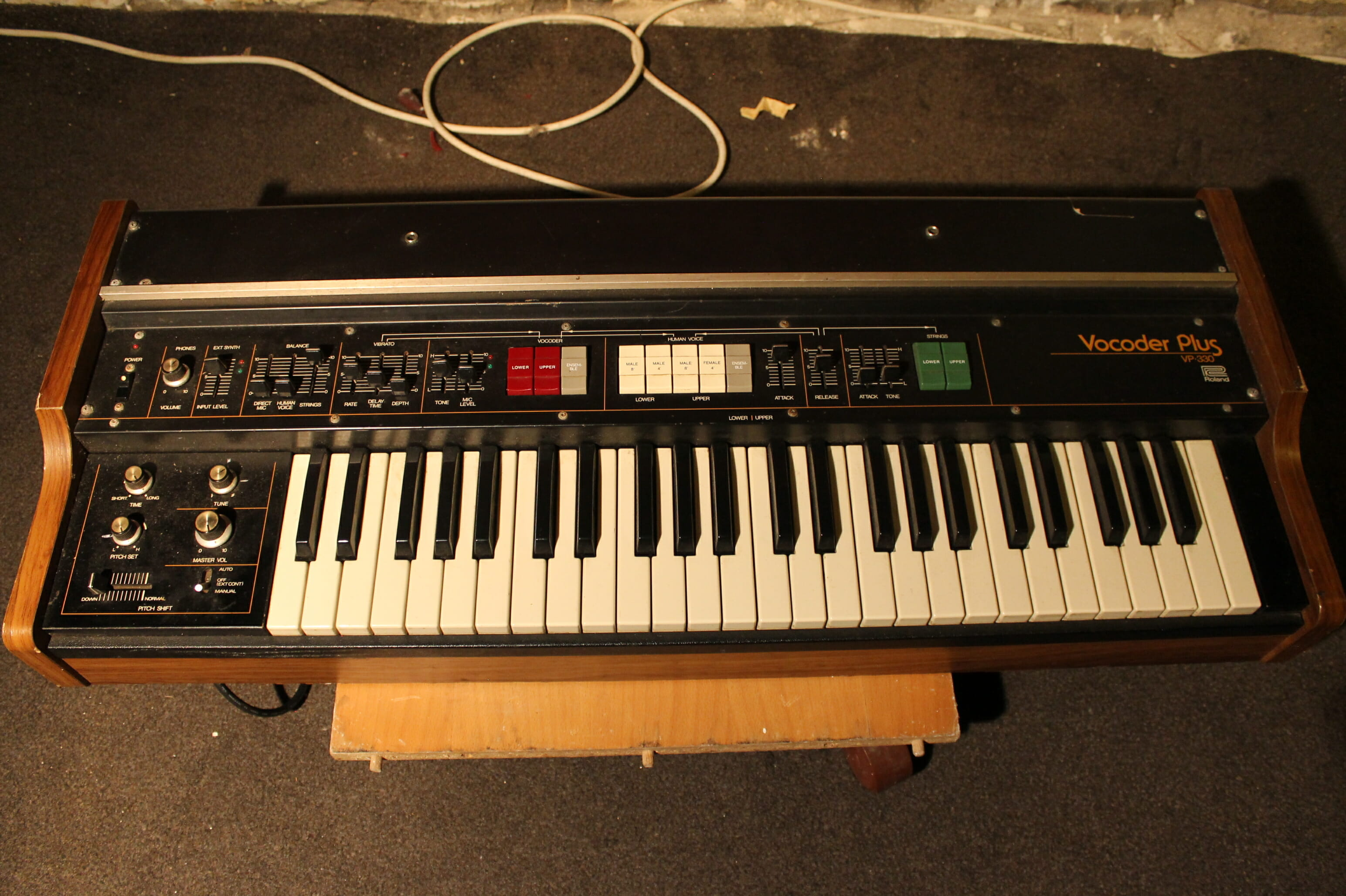 Roland Vocoder Plus VP330 820196