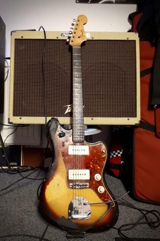 Fender Jazzmaster Sunburst (Anekdoten)