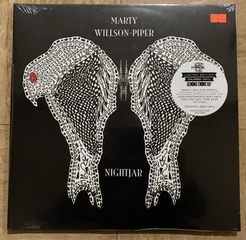 Nightjar by Marty Willson-Piper, RSD 2020