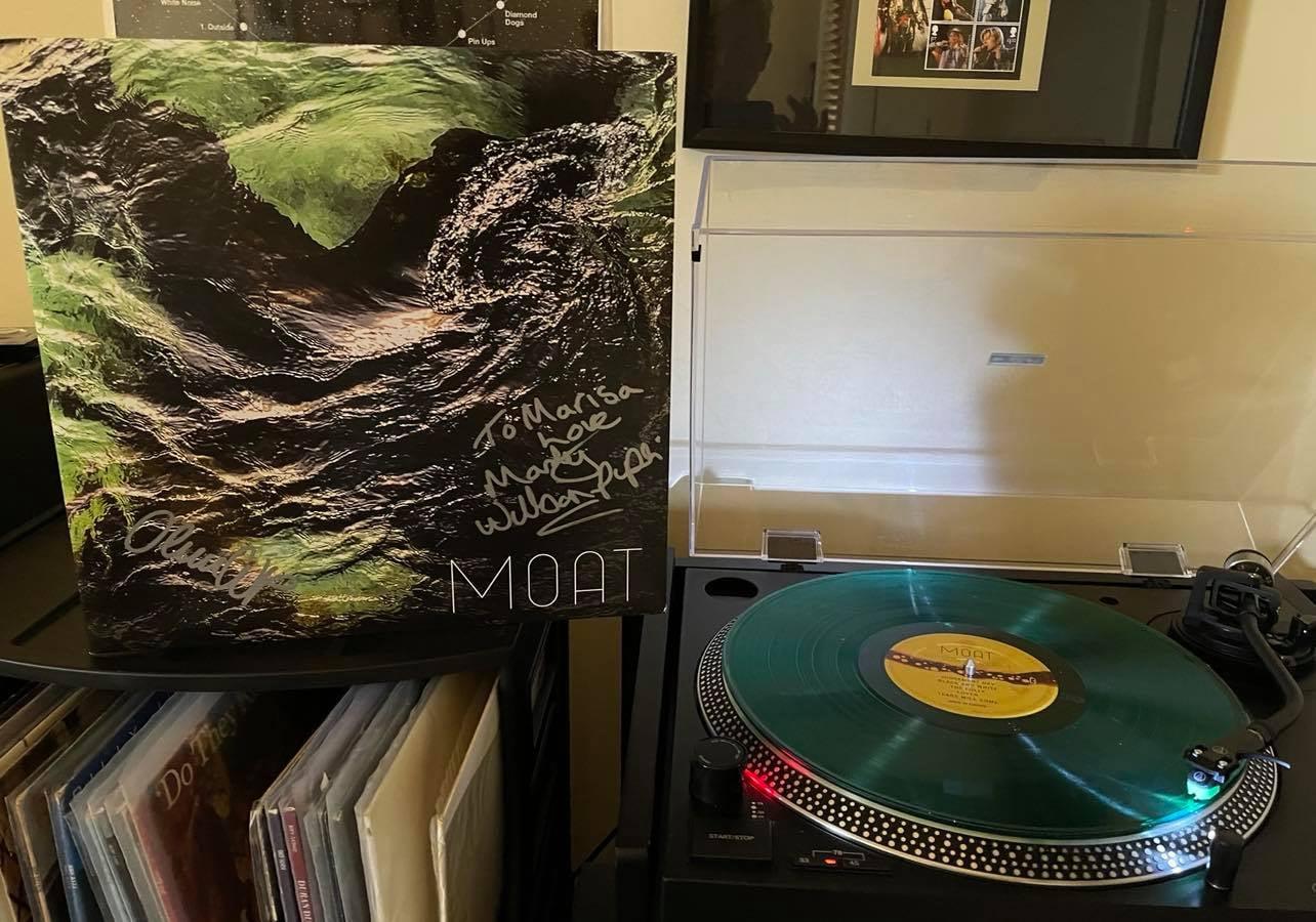 Marty Willson-Piper and Niko Röhlcke present their new MOAT album Poison Stream